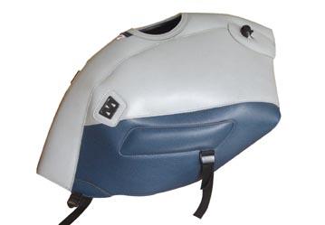 バイク用品 ケース(バッグ) キャリア 車両用ソフトバッグBAGSTER タンクカバー ライトグレー ブルー FJR1300 01-05バグスター 1420I 取寄品