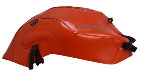 バイク用品 ケース(バッグ) キャリア 車両用ソフトバッグBAGSTER タンクカバー オレンジ CBF1000 06-09バグスター 1480G 取寄品