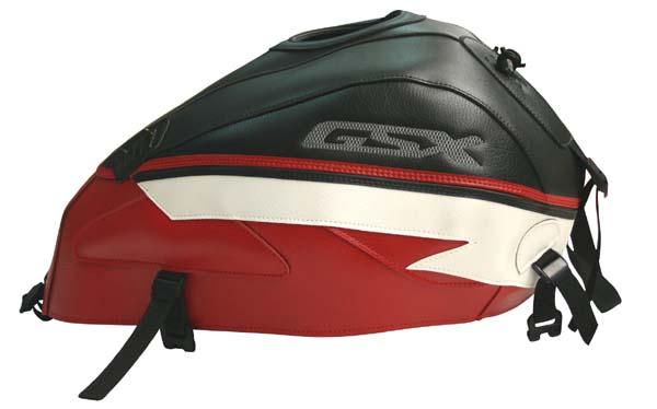 バイク用品 ケース(バッグ) キャリア 車両用ソフトバッグBAGSTER タンクカバー ブラック レッド ホワイト GSX1400バグスター 1435J 取寄品