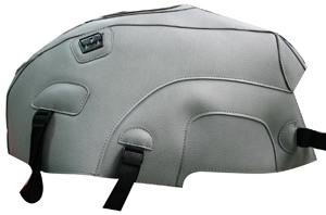 バイク用品 ケース(バッグ) キャリア 車両用ソフトバッグBAGSTER タンクカバー ライトグレー SPORT 1000 PAUL SMARTバグスター 1527A 取寄品