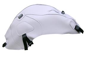 バイク用品 ケース(バッグ) キャリア 車両用ソフトバッグBAGSTER タンクカバー ホワイト FZ6-N NS 04-バグスター 1507H 取寄品