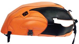 スーパーセール バイク用品 ケース(バッグ) キャリア 車両用ソフトバッグBAGSTER タンクカバー オレンジ ブラック T.BIRD SPORT LEGENDバグスター 1362I 取寄品