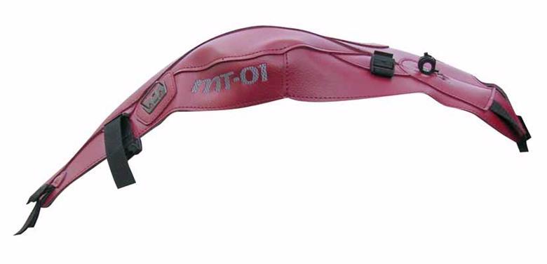 バイク用品 ケース(バッグ) キャリア 車両用ソフトバッグBAGSTER タンクカバー ダークレッド MT-01 05-11バグスター 1493F 取寄品