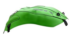 バイク用品 ケース(バッグ) キャリア 車両用ソフトバッグBAGSTER タンクカバー グリーン ZX-6R 07-08バグスター 1537A 取寄品