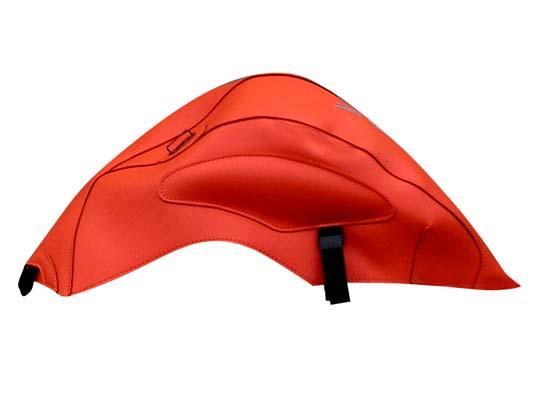 スーパーセール バイク用品 ケース(バッグ) キャリア 車両用ソフトバッグBAGSTER タンクカバー オレンジ Z750 07-08バグスター 1545E 取寄品