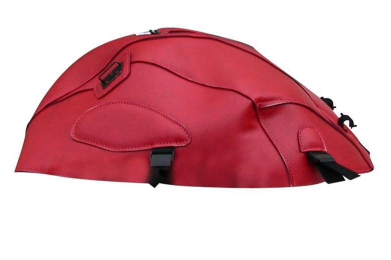 バイク用品 ケース(バッグ) キャリア 車両用ソフトバッグBAGSTER タンクカバー レッド GSXR600 08-10バグスター 1551D 取寄品