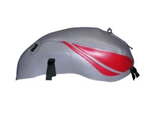 バイク用品 ケース(バッグ) キャリア 車両用ソフトバッグBAGSTER タンクカバー グレー レッド CB600 HORNET 07-09バグスター 1533G 取寄品
