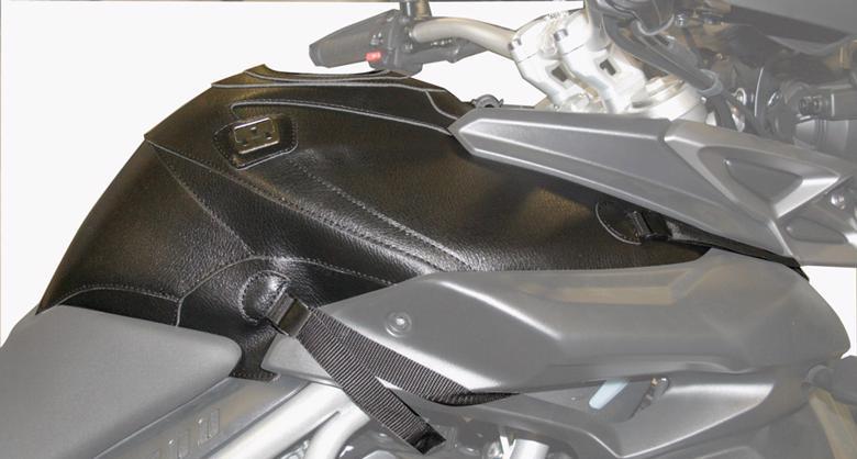 バイク用品 ケース(バッグ) キャリア 車両用ソフトバッグBAGSTER タンクカバー ホワイト TIGER800 XC 11-12バグスター 1620B 取寄品
