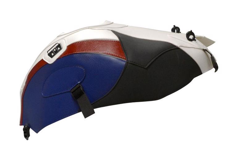 バイク用品 ケース(バッグ) キャリア 車両用ソフトバッグBAGSTER タンクカバー ホワイト レッド ブラック S1000RR 12-13バグスター 1584I 取寄品