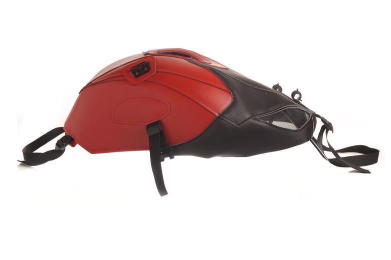 バイク用品 ケース(バッグ) キャリア 車両用ソフトバッグBAGSTER タンクカバー レッド カーボン S1000RR S1000R 14バグスター 1662A 取寄品