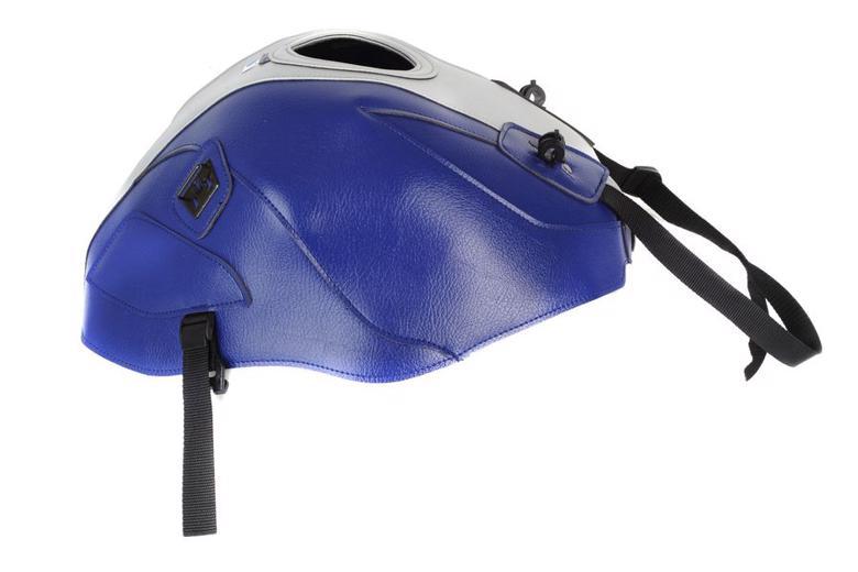 バイク用品 ケース(バッグ) キャリア 車両用ソフトバッグBAGSTER タンクカバー ブルー シルバー YZF-R25 R3 15バグスター 1703A 取寄品