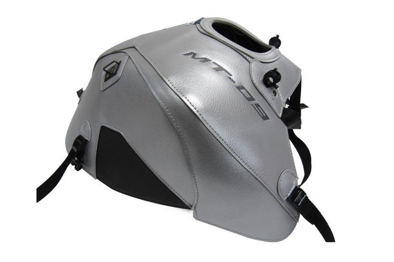 バイク用品 ケース(バッグ) キャリア 車両用ソフトバッグBAGSTER タンクカバー シルバー カーボン MT-09 15-16バグスター 1661E 取寄品