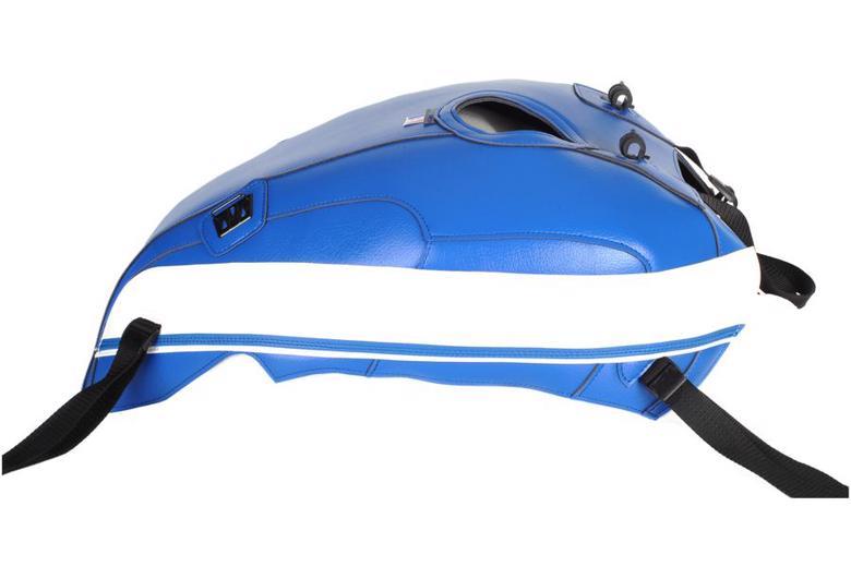 スーパーセール バイク用品 ケース(バッグ) キャリア 車両用ソフトバッグBAGSTER タンクカバー ジターヌブルー ホワイト XJR1300C 15バグスター 1705B 取寄品