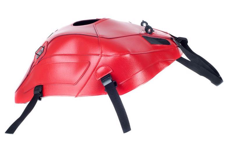 バイク用品 ケース(バッグ) キャリア 車両用ソフトバッグBAGSTER タンクカバー レッド YZF-R1 R1M 15バグスター 1701B 取寄品