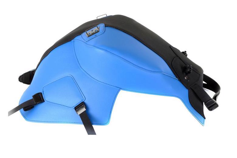 バイク用品 ケース(バッグ) キャリア 車両用ソフトバッグBAGSTER タンクカバー ブルー ブラック F800R 15バグスター 1687A 取寄品