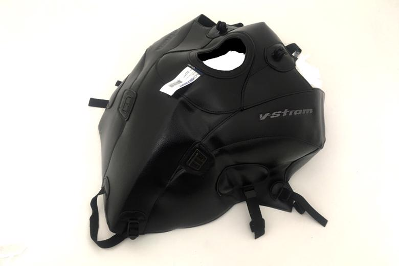 スーパーセール バイク用品 ケース(バッグ) キャリア 車両用ソフトバッグBAGSTER タンクカバー ブラック V-STROM 650 12-16バグスター 1626U 取寄品