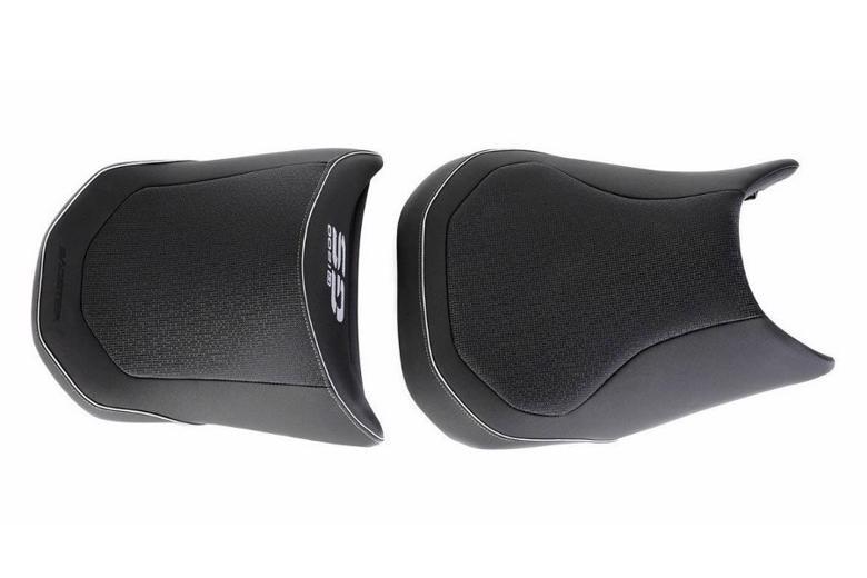 バイク用品 外装 シートBAGSTER レディーシート ブラック シルバー R1200GS(ハイシート) 13-16バグスター 5342A 取寄品