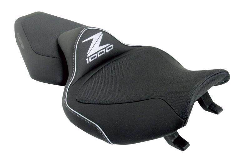 バイク用品 外装 シートBAGSTER レディーシート ブラック シルバー Z1000 14-16バグスター 5347A 取寄品