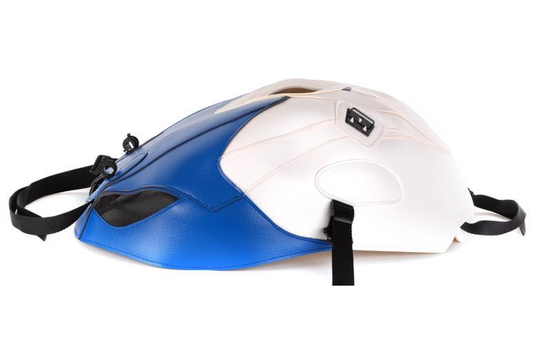 バイク用品 ケース(バッグ) キャリア 車両用ソフトバッグBAGSTER タンクカバー ブルー ホワイト S1000RR S1000R 14-15バグスター 1662G 取寄品