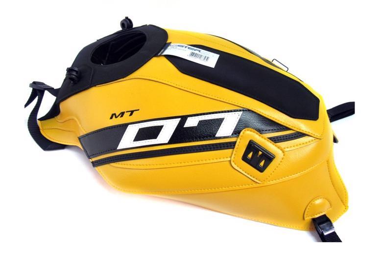 バイク用品 ケース(バッグ) キャリア 車両用ソフトバッグBAGSTER タンクカバー イエロー ブラック MT-07 15バグスター 1681F 取寄品