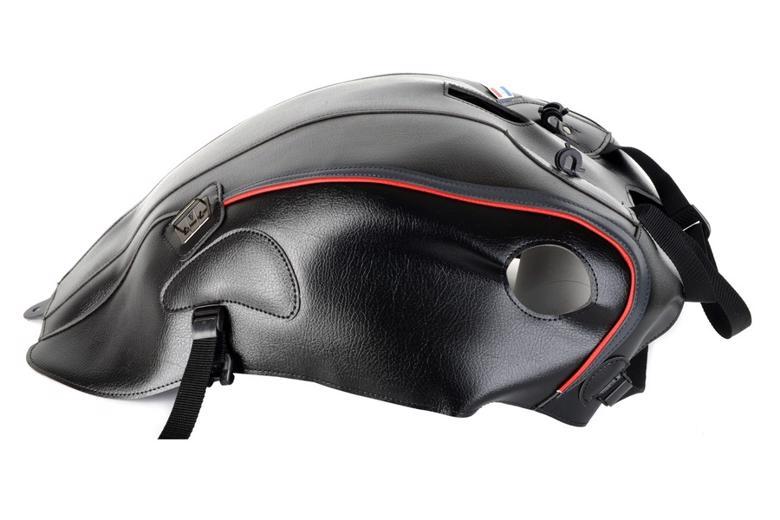 スーパーセール バイク用品 ケース(バッグ) キャリア 車両用ソフトバッグBAGSTER タンクカバー ブラック ガンメタ レッド CB1100 15バグスター 1646C 取寄品