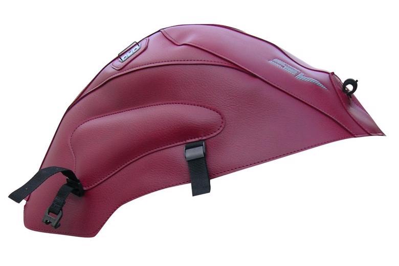 スーパーセール バイク用品 ケース(バッグ) キャリア 車両用ソフトバッグBAGSTER タンクカバー レッドパープル SV650 S 07バグスター 1455M 取寄品