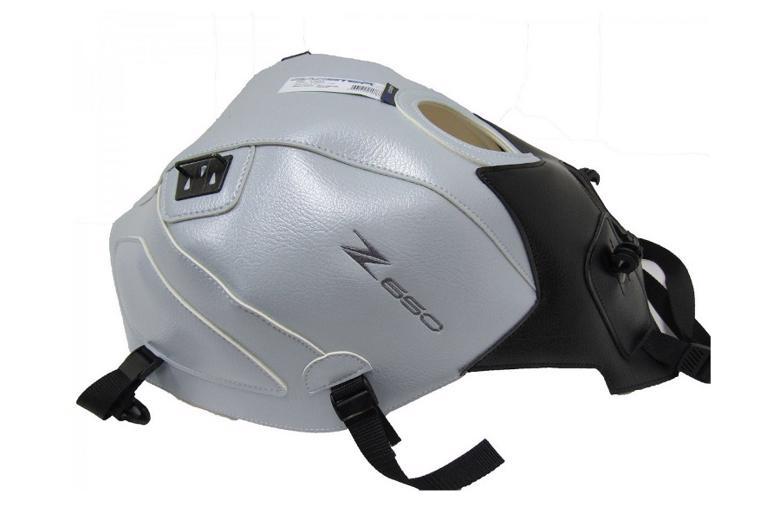 バイク用品 ケース(バッグ) キャリア 車両用ソフトバッグBAGSTER タンクカバー ブラック パール Z650 17バグスター 1724A 取寄品