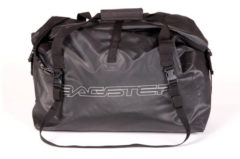 バイク用品 ケース(バッグ) キャリア 車両用ソフトバッグBAGSTER シートバッグ WP45 ブラック グレー 45Lバグスター XSS078 取寄品