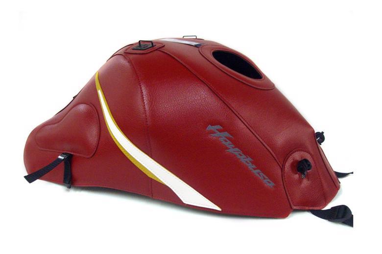 バイク用品 ケース(バッグ) キャリア 車両用ソフトバッグBAGSTER タンクカバー レッド ホワイト ゴールド GSX1300R HAYABUSA 14バグスター 1567P 取寄品