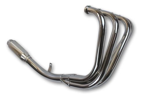 スーパーセール バイク用品 マフラー 4ストフルエキゾーストマフラーU-CP エキゾーストシステム ZEPHYR 1100ウチカスタムパーツ MFPE2ZF11 取寄品