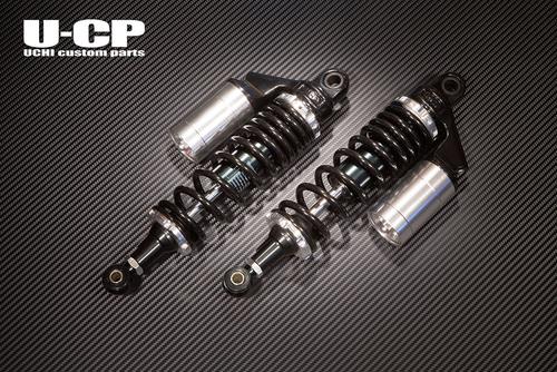 バイク用品 サスペンション&ローダウン リアサスペンションU-CP オリジナルサスペンション BK SV CB400SF VTEC SPECI(NC39)ウチカスタムパーツ UCSUT32BKSVHO13 取寄品 スーパーセール