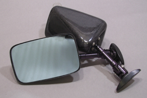スーパーセール バイク用品 ハンドル ミラーA-TECH FA DRYカーボンミラー T2(M) Type1ベースセットエーテック PMT2-M-1 取寄品