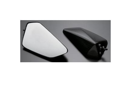 スーパーセール バイク用品 ハンドル ミラーA-TECH FA DRYカーボンミラー Type4(M) GSX1300Rハヤブサエーテック PMT4-M-7 取寄品