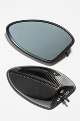 スーパーセール バイク用品 ハンドル ミラーA-TECH FA カーボンミラーT5 カーボンシャフト ZX-14R 12-エーテック K08000-T05-CS 取寄品