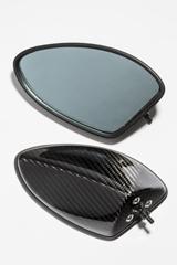 スーパーセール バイク用品 ハンドル ミラーA-TECH 専用ミラーセット T5(L)B2 DC Ninja H2 15-エーテック K80000-T05 取寄品