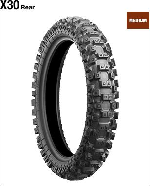 スーパーセール バイク用品 タイヤブリヂストン BATTLECROSS X30R 110 100-18 64MBRIDGESTONE MCS00727 取寄品