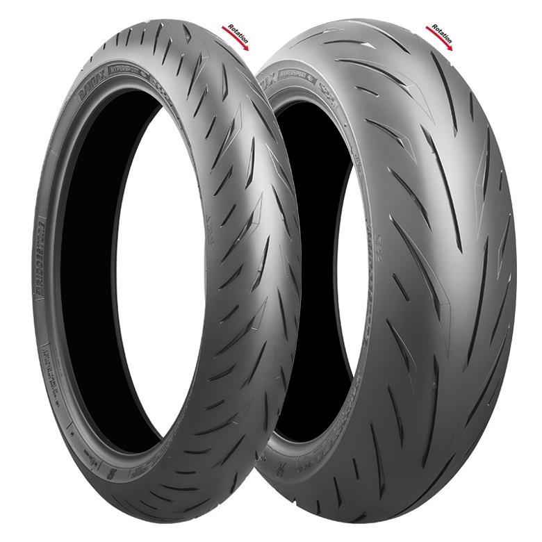 スーパーセール バイク用品 タイヤブリヂストン BATTLAX S22 (F) T L 120 70ZR17M C (58W)BRIDGESTONE MCR05730 取寄品