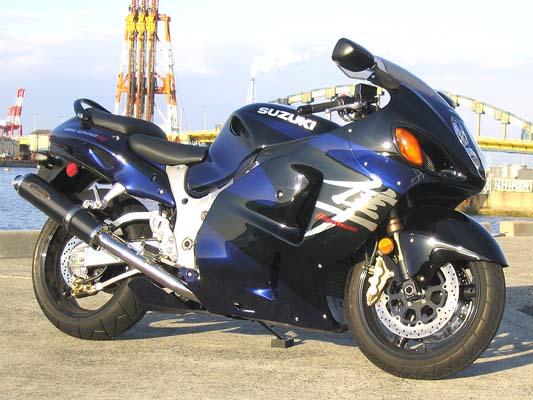 バイク用品 マフラー 4ストフルエキゾーストマフラーテックサーフ ZEEX フルEX カーボン φ110 GSX1300Rハヤブサ -07techserfu T21-SC10-A105 取寄品 セール