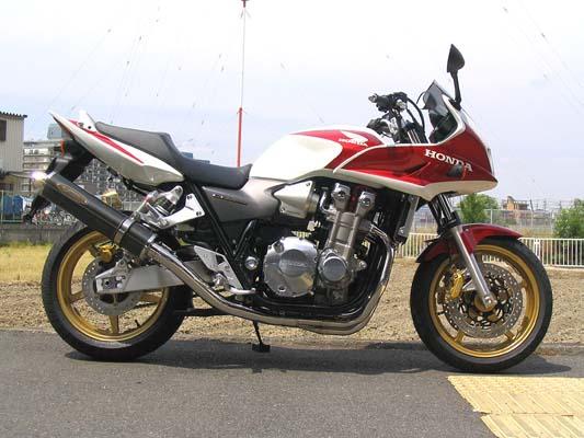 スーパーセール バイク用品 マフラー 4ストフルエキゾーストマフラーテックサーフ ZEEX フルEX 110 カーボン CB1300SF SB 08-13techserfu T21-H021-0102 取寄品