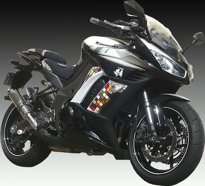 バイク用品 マフラー 4ストスリップオン&ボルトオンマフラーテックサーフ ZEEX S O ソリッドチタン Ninja1000 11-13techserfu T23-K030-0217 取寄品 セール