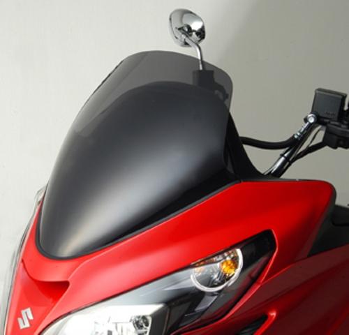 スーパーセール バイク用品 外装 スクリーン旭風防 エ-エフアサヒ アサヒフウボウ SH-25 ショートスクリーン スカイウェーブ250(CJ44 45 46A)AF-ASAHI SH-25 取寄品