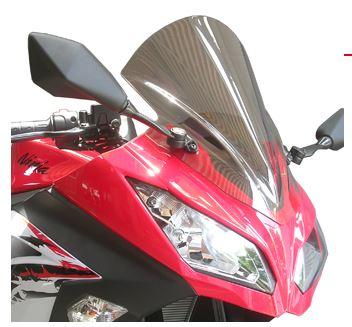 スーパーセール バイク用品 外装 スクリーン旭風防 エ-エフアサヒ アサヒフウボウ スクリーン ブラウンスモーク NINJA250 13-AF-ASAHI NJ-12 取寄品