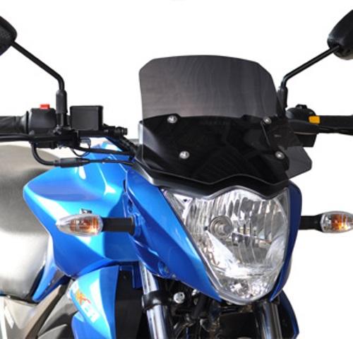 スーパーセール バイク用品 外装 スクリーン旭風防 エ-エフアサヒ アサヒフウボウ メーターバイザー GIXXER (2BK-NG4BG)AF-ASAHI GX-01 取寄品
