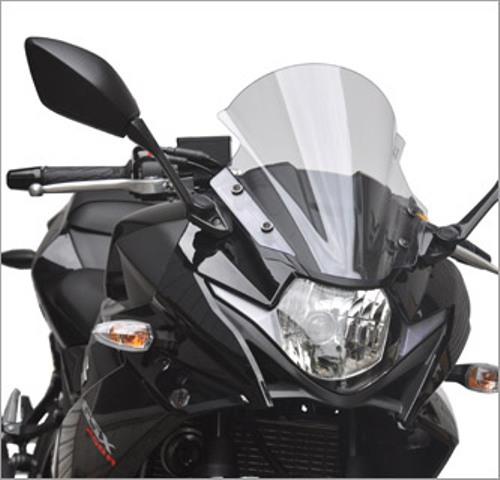バイク用品 外装 スクリーン旭風防 エ-エフアサヒ アサヒフウボウ スクリーン クリア GSX250R 17AF-ASAHI GSX-02 取寄品