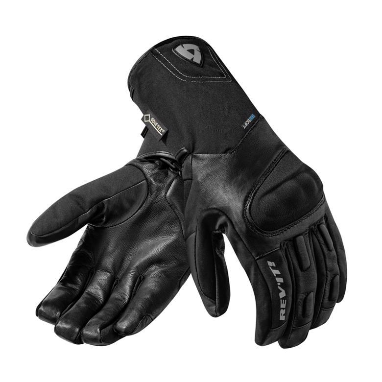 バイクパーツ モーターサイクル オートバイ セール バイク用品 ウェア グローブレブイット ストラトス GTX ウインターグローブ ブラック SREVIT FGW075-0010-S 取寄品