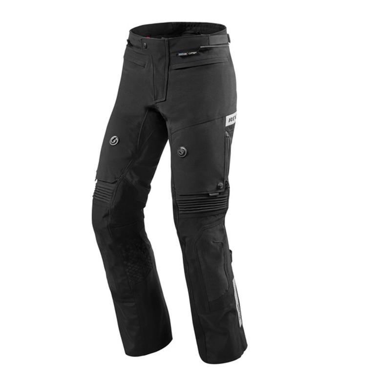 バイク用品 ウェア パンツ&ベルトレブイット ドミネーター2 GTX パンツ ブラック L SHORTREVIT FPT078-1012-L 取寄品