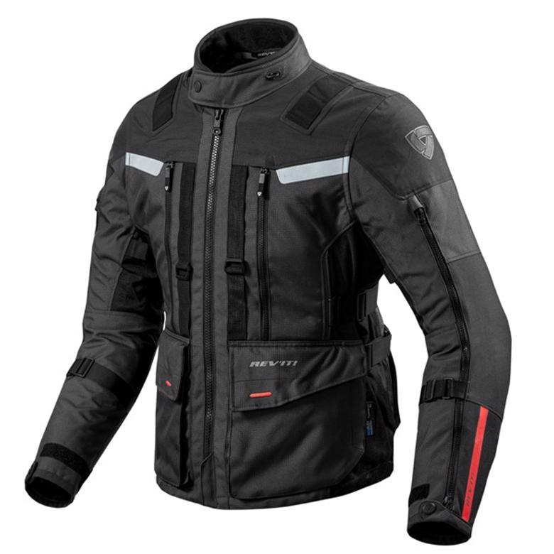 バイク用品 ウェア ジャケットレブイット サンド3 ジャケット ブラック LREVIT FJT228-1010-L 取寄品