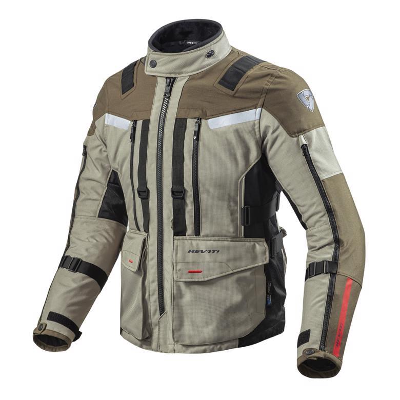 バイク用品 ウェア ジャケットレブイット サンド3 ジャケット サンド ブラック LREVIT FJT228-5220-L 取寄品