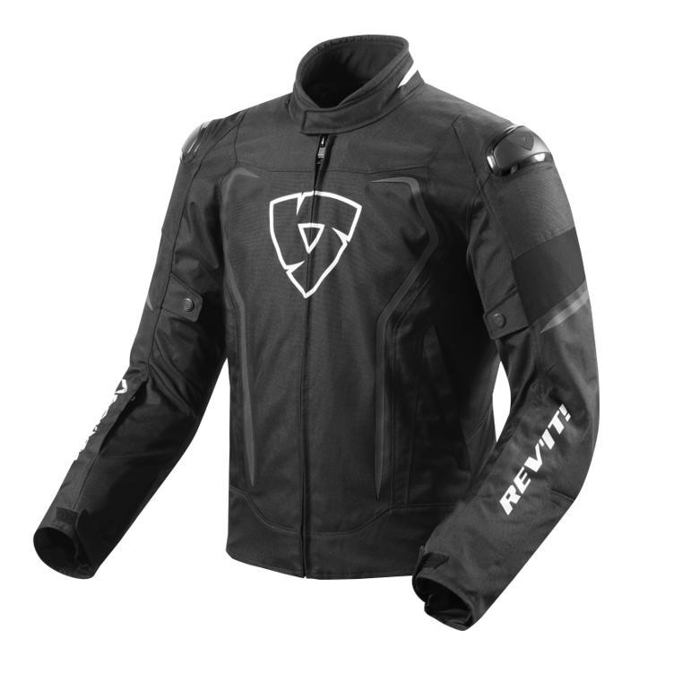 バイクパーツ モーターサイクル オートバイ セール バイク用品 ウェア ジャケットレブイット ヴェルテクス H2O ジャケット ブラック XLREVIT FJT245-1010-XL 取寄品