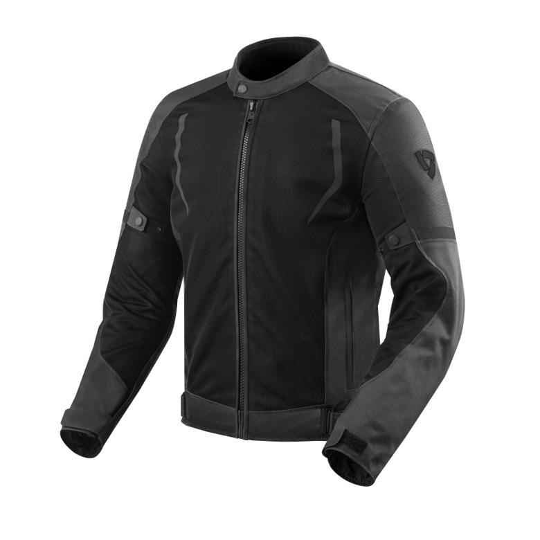 バイクパーツ モーターサイクル オートバイ セール バイク用品 ウェア ジャケットレブイット トルク ジャケット ブラック SREVIT FJT247-1010-S 取寄品